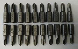 "Bosch 2610000949 Torq Set #0 Insert Screw Bits 1"" 20 Pieces - $3.47"