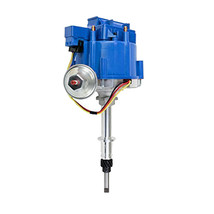 A-Team Performance Complete HEI Distributor 65K Coil 7500 RPM Compatible With Ch image 1
