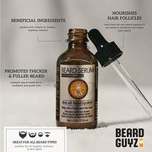 Beard Guyz Serum -For a Healthy Beards 1 oz image 2