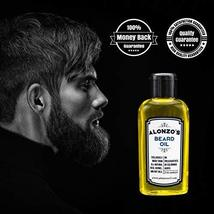 All Natural Beard Oil For Men - Works As Conditioner And Beard Softener - Helps  image 6