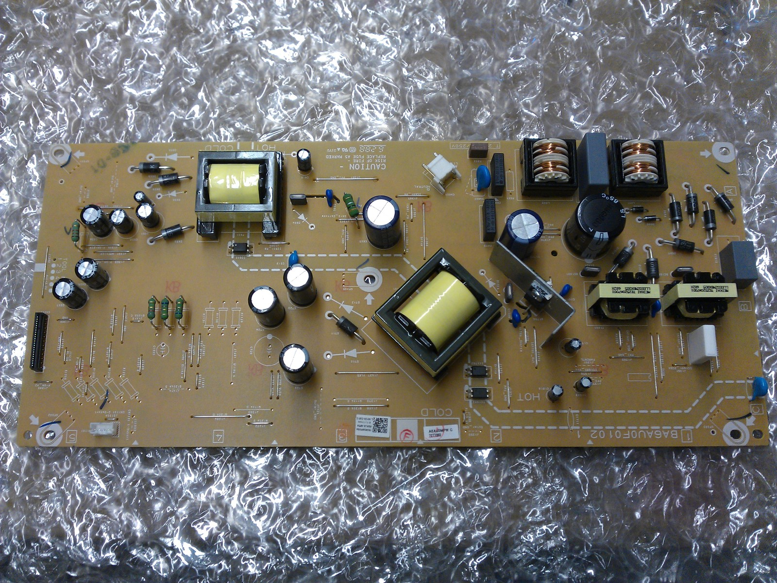 Primary image for A6AU0MPW-001 Power Supply Board from Emerson LF503EM7F DS1 LCD TV