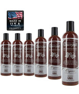 HERBAL CHUMKET SHAMPOO (6 Bottles) - MOISTURIZING & CONDITIONING 2 in 1 - $97.96