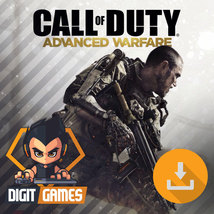 Call of Duty Advanced Warfare - PC / Steam CD Key - Digital Game Download Code - $13.99