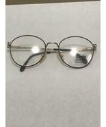 VTG New Italian Luxottica Berdel Wine Color Tortoise Eyeglass Flex Frame... - $40.00