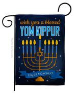 Yom Kippur - Impressions Decorative Garden Flag G164226-BO - $19.97