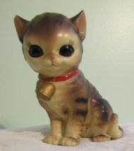 JAPAN Ceramic Cat Figure - $10.00