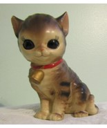 JAPAN Ceramic Cat Figure - $10.00