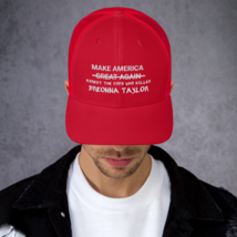 Make America Arrest The Cops Hat / Lebron James Maga Hat / Lebron maga Hat / Tru image 4