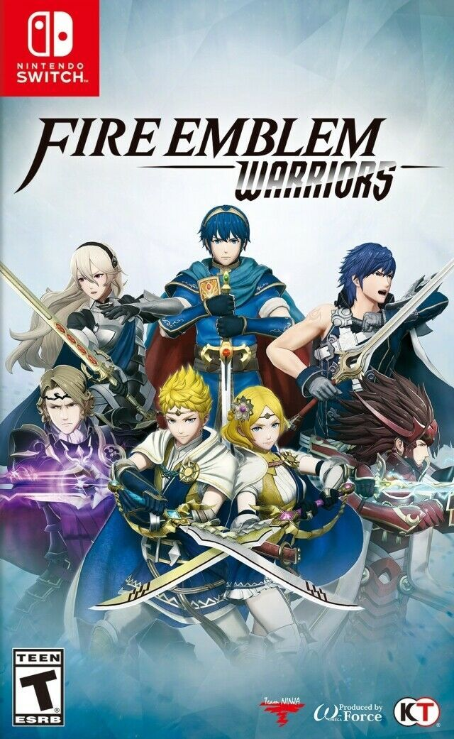 Primary image for Fire Emblem Warriors Nintendo Switch Great Condition Complete Fast Shipping