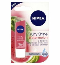 Nivea Fruity Shine; WATERMELON lip balm/ chapstick -1 pack - Made in Ger... - $4.94