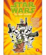 Clone Wars Adventures Vol 3 Star Wars Dark Hors... - $5.00