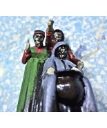 """The Three Witches "" Pewter Thimble - $25.00"