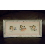 Vintage collectible 1956 print for infant room - $7.00
