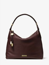 NWT Michael Kors Lexington Large Pebble Leather Shoulder Bag - $207.85