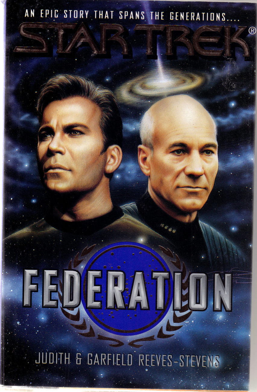 Star trek federation book
