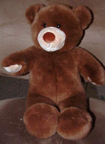 BUILD A BEAR  HONEY BEAR NWOT RETIRED