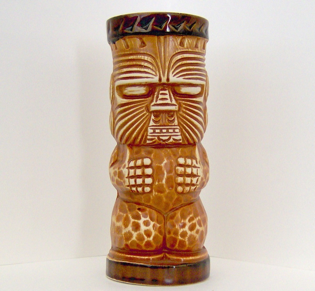 Cute Ceramic Tiki Mug from Bally's Reno, Nevada