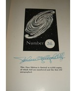 Signed limited First Edition of The Incredible Planet by John W. Campbel... - $222.75