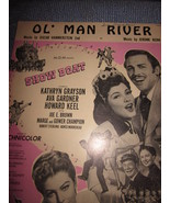 Vintage Sheet Music Ol' Man River from Movie Show Boat 1927  - $7.99