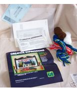 """CREATIVE EXPRESSIONS PLASTIC KIT """"HAPPINESS IS HOMEMADE - $9.99"""