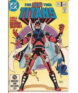 DC The New Teen Titans #22 Robin Wonder Girl Kid Flash Starfire Brother... - $2.95