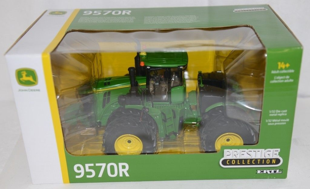 John Deere LP53350 Prestige Collection Die Cast 9570R Tractor