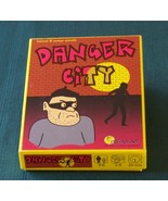 Danger City Card Game Isimat 2005 Complete VGC - $9.00