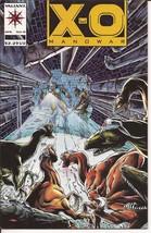 Valiant X-O Manowar #15 Concrete Jungle Action Adventure Mystery - $3.95