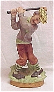 Primary image for Lefton China Golf Golfer Golfing Man Figurine # 6651