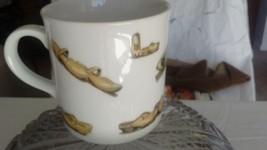 Coffee Mug Holland Shoes Signed by Djem - Holla... - $3.99