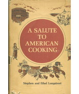 A Salute To American Cooking Cookbook by Longst... - $9.99