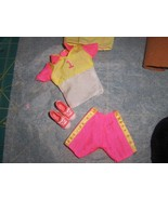Barbie Doll Gym Set with shoes - $6.99