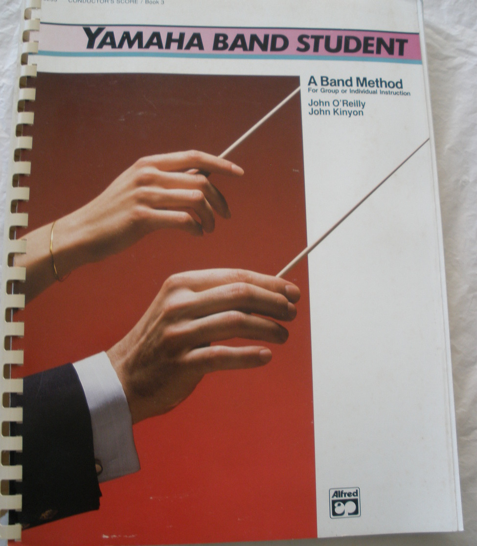 Yamaha Band Student - Book 3 - Conductor - O'Reilly