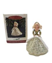 1994 Holiday Barbie #2 Hallmark Keepsake Collectors Series Christmas Ornament - $9.90