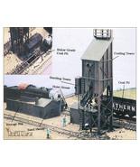 BACHMANN Plus N 15161 Coaling Sanding Station Complex - KIT - $38.50