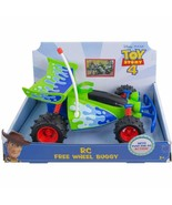 "Disney Pixar Toy Story 4 ""RC"" Push & Go Free Wheel Buggy Car BRAND NEW Z... - $29.89"