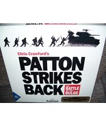 """Patton Strikes Back by Broderbund for PC 3.5""""LD and 5.25""""HD - $10.00"""