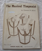 The Musical Timpanist - Akin - $5.99