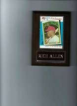 RICHIE ALLEN PLAQUE BASEBALL CHICAGO WHITE SOX MLB   C - $0.98