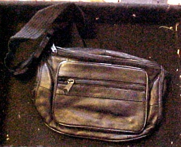 Fanny Pack - Leather