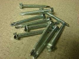"""Rockford 5716-301 Hex Washer Head Self Drill Screw #12 x 2""""  10 pcs - $5.45"""