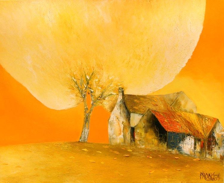 74 yellow autumn