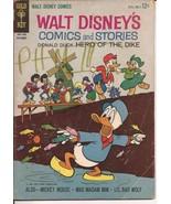 Gold Key Walt Disney's Comics and Stories V24 #12 Donald Mickey Mouse Ba... - $2.95