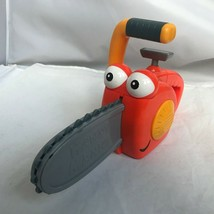 """Disney Handy Manny 12"""" Ripp Chainsaw Talking Blade Moves Toy VNC Tool WORKS RARE - $61.64"""