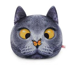 Animal Pattern Safety Headrest/Funny Car Neck Pillow/Birthday Present - $16.89