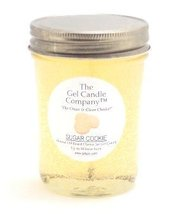 Sugar Cookie 90 Hour Gel Candle Classic Jar - $9.65