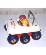 Vintage Fisher Price Bouncing Buggy #122 - EXC Condition - $10.00