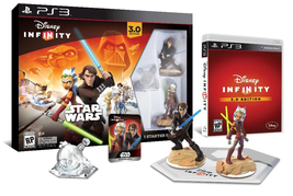 Disney Infinity 3.0 Edition Starter Pack for Sony PS3 Star Wars -NEW -SH... - $19.30