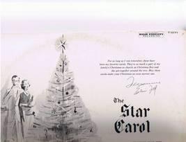 C 57 tenn ernie ford   a star carol autograph thumb200
