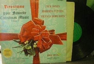 Firestone presents Your Favorite Christmas Music Volume 6 -  SLP 7014